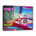 Christmas Ornaments and Gifts Deluxe Canvas 20  x 16  (Stretched)