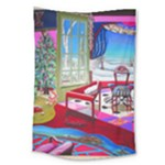 Christmas Ornaments and Gifts Large Tapestry