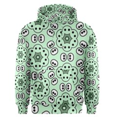 Texture Dots Pattern Men s Core Hoodie by Alisyart
