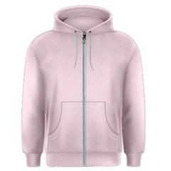 Create Your Own Custom Online Full Print Blank Template Pink Bachelorette With Subtle Damask Floral Men s Zipper Hoodie