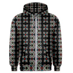 Illustrations Texture Men s Zipper Hoodie