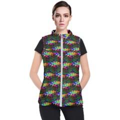 Ab 146 Women s Puffer Vest by ArtworkByPatrick