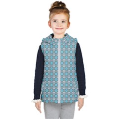 Df Monica Becket Kids  Hooded Puffer Vest by deformigo