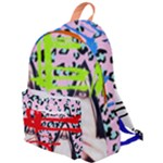 DESIGNED BY REVOLUTION CHILD  Freak Don t Get It Twisted 3 The Plain Backpack