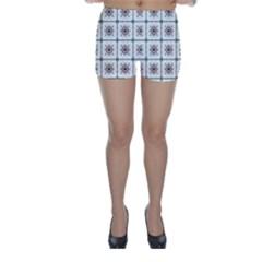 Df Camilla Vago Skinny Shorts by deformigo