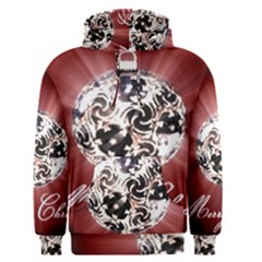 Merry Christmas Ornamental Men s Core Hoodie
