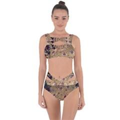 Old Embroidery 1 2 Bandaged Up Bikini Set  by bestdesignintheworld