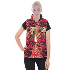 Christmas Tree  1 3 Women s Button Up Vest by bestdesignintheworld
