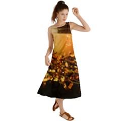 Christmas Tree  1 1 Summer Maxi Dress by bestdesignintheworld