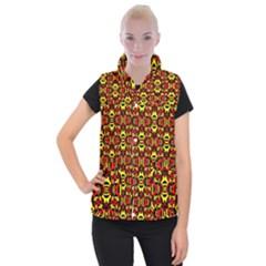 Rby-c-1-6 Women s Button Up Vest