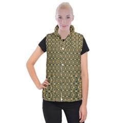 Delford Women s Button Up Vest by deformigo