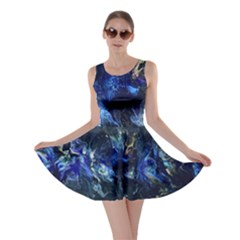 Somewhere In Space Skater Dress