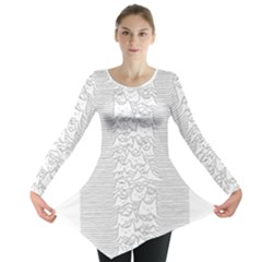 Furr Division Long Sleeve Tunic  by Bejoart