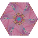 PalmbeachLadies Mini Folding Umbrella
