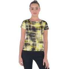 Sparks Short Sleeve Sports Top  by Sparkle