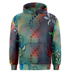 Flower Dna Men s Core Hoodie by RobLilly