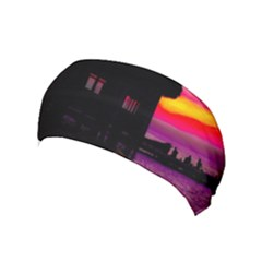 Ocean Dreaming Yoga Headband by essentialimage