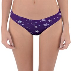 Stars Reversible Hipster Bikini Bottoms by Sparkle