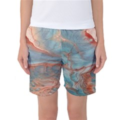 Colorful Women s Basketball Shorts
