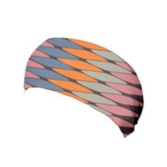 Zappwaits Pattern Yoga Headband by zappwaits