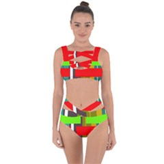 Serippy Bandaged Up Bikini Set  by SERIPPY