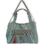 Sherellerippya15 Double Compartment Shoulder Bag