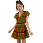 Sherellerippydec42019dddc5 Flutter Sleeve Wrap Dress