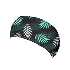 Illustrations Tropical Background Yoga Headband