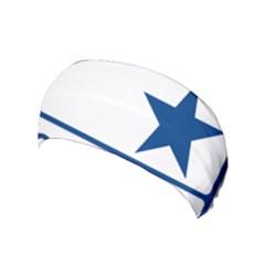 Canam Highway Shield  Yoga Headband by abbeyz71