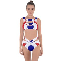 National Cockade Of France  Bandaged Up Bikini Set  by abbeyz71