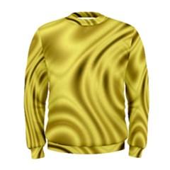 Golden Wave Men s Sweatshirt