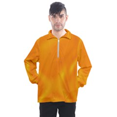 Honey Wave 2 Men s Half Zip Pullover by Sabelacarlos
