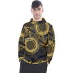 Light Mandala Men s Pullover Hoodie