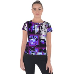Spaz Short Sleeve Sports Top