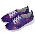Collection: Photo Air Elements Print Design: Nebula - purple Style: Women s Sneakers