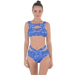 Gc (89) Bandaged Up Bikini Set  by GiancarloCesari
