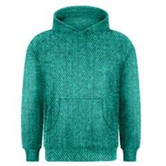 Green Denim Men s Core Hoodie by ArtsyWishy