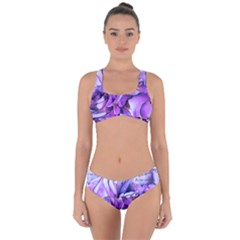 La Vie Est Belle No 2 Criss Cross Bikini Set