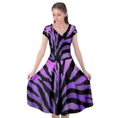 Z¨|brer Cap Sleeve Wrap Front Dress by 300927