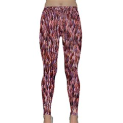 Mosaic Classic Yoga Leggings by Sparkle