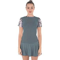 Dsc 4279 -1 Image1 Drop Hem Mini Chiffon Dress by 300927