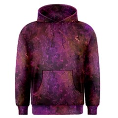 Red Melty Abstract Men s Core Hoodie by Dazzleway