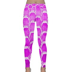 Hexagon Windows Classic Yoga Leggings