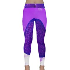 Two Hearts Classic Yoga Leggings