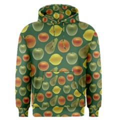 Background Fruits Several Men s Core Hoodie