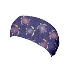 Turtles  Yoga Headband by SychEva