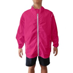 Color Ruby Kids  Windbreaker by Kultjers