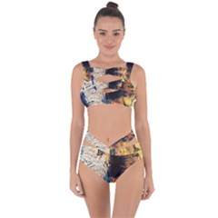 Elephant Mandala Bandaged Up Bikini Set  by goljakoff