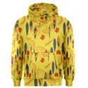 Folk floral pattern. Abstract flowers print. seamless pattern Men s Core Hoodie View1