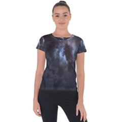 Mystic Moon Collection Short Sleeve Sports Top